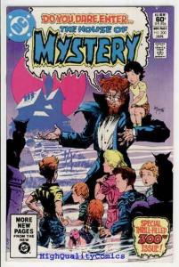 HOUSE of MYSTERY #300, Gil Kane, Kaluta, Horror, VF/NM