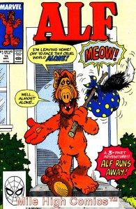 ALF (MARVEL) (1988 Series) #15 Very Fine Comics Book