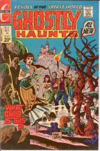 GHOSTLY HAUNTS (1971-1978) 35 VF Ditko cover Oct. 1973 COMICS BOOK