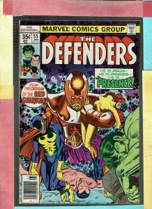 THE DEFENDERS 55
