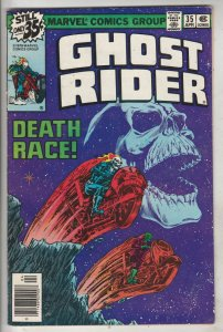 Ghost Rider, The #35 (Apr-79) VF/NM High-Grade Ghost Rider