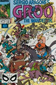 Groo the Wanderer #61 VF/NM; Epic | save on shipping - details inside