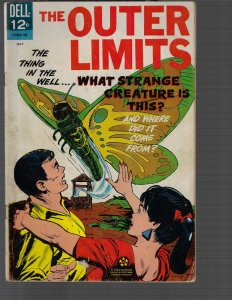 Outer Limits #13 (Dell, 1967) VG