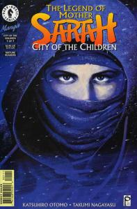 Legend of Mother Sarah, The: City of the Children #1 VF; Dark Horse | save on sh