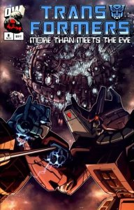 Transformers: More Than Meets the Eye (2003 series) #8, NM (Stock photo)