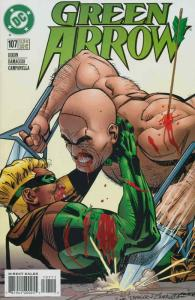 Green Arrow #107 VF; DC | save on shipping - details inside