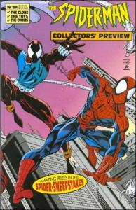 Marvel SPIDER-MAN: COLLECTOR'S PREVIEW #1 VF/NM