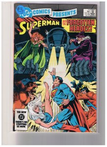 DC Comics Presents #  77 VF/NM