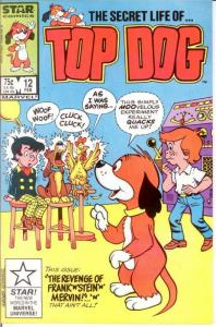 TOP DOG 12 VF-NM Feb. 1987