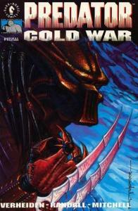 Predator: Cold War #1, NM (Stock photo)