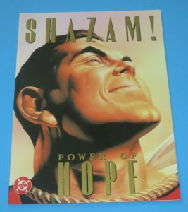 Shazam Power of Hope Giant Size Comic Book NM+ 9.6-10.0 High Grade DC Superhero