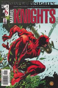 Marvel Knights (Vol. 2) #5 VF/NM; Marvel | save on shipping - details inside