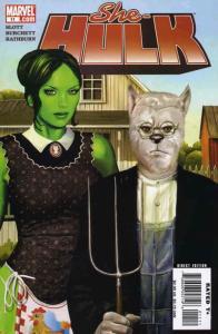 She-Hulk (2nd Series) #11 FN; Marvel | save on shipping - details inside