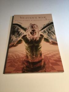 Heaven's War Tpb Nm Near Mint Micah Harris Michael Gaydos Image Comics