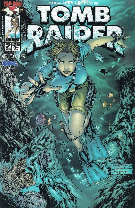 Tomb Raider: The Series #2 VF/NM; Image | save on shipping - details inside