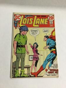 Superman's Girlfriend Lois Lane 131 Vf Very Fine 8.0 Top Staple Detached DC