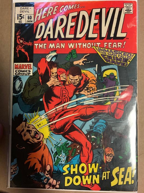 Daredevil (1964) 60 Fine  (6.0)