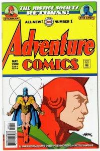ADVENTURE COMICS #1 (VF/NM) 1¢ Auction!  No Resv!
