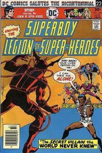 Superboy (1949 series) #218, VF- (Stock photo)