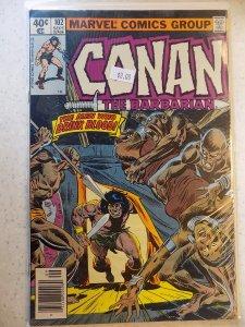 CONAN # 102 READ ADD FOR SHIPPING SAVINGS