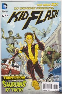 DC Universe Presents: Kid Flash #12