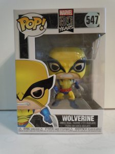 Funko Pop! Marvel Wolverine First Appearance 80th Anniversary Pop Vinyl Figure