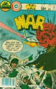War (1975 series) #27, Fine (Stock photo)