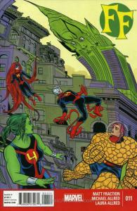 FF (2nd Series) #11 FN; Marvel | save on shipping - details inside