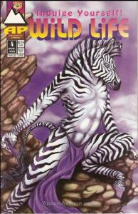 Wild Life (Antarctic) #4 VF/NM; Antarctic   save on shipping - details inside