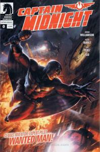 Captain Midnight (2nd Series) #0 VF/NM; Dark Horse | save on shipping - details