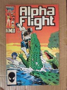 Alpha Flight #41