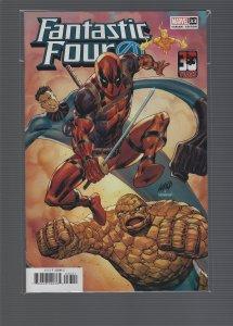 Fantastic Four #33 Variant