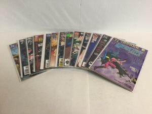 Detective Comics Annual 1-12 Lot Set Run Vf-Nm Very Fine-Near Mint