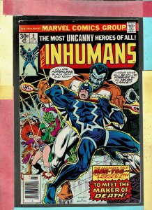 THE INHUMANS 9