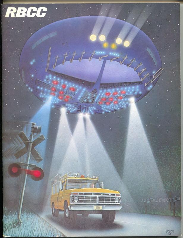 Rocket's Blast ComiCollector #142 1978-Van Hise-Don Rosa-Star Wars-VF