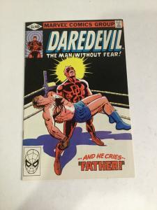 Daredevil 164 Vf/Nm Very Fine Near Mint Marvel Comics Bronze