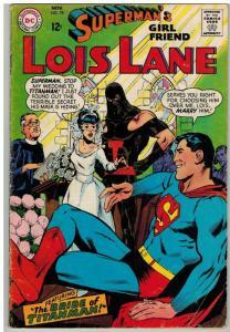LOIS LANE 79 GD+ Nov. 1967 COMICS BOOK