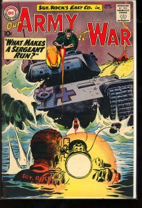 Our Army at War #97 (1960)