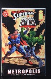 Superman & Savage Dragon: Metropolis #1 (1999)