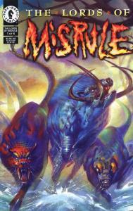 LORDS OF MISRULE (1997 DARK HORSE) 1-6  MINI SERIES