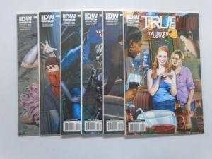 True Blood Tainted Love (IDW), Set:#1-6, 8.0/VF (2011)