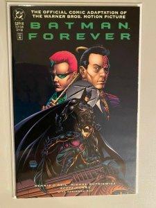 Batman Forever #0 Newsstand edition 8.0 VF (1995)