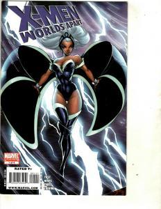 12 Comics X-Men Worlds Apart 1 2 (2) 4 Vulcan 1 2 Supreme 5 9 Mutopia 2 3-5 J391
