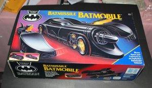 Batman Returns Batmissle Batmoblie  Kenner Toys 1991