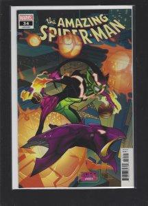 The Amazing Spider-Man Variant #34