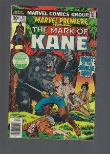 Marvel Premiere #34 (1977)