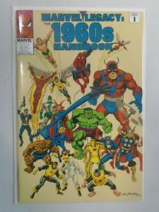 Marvel Legacy 1960s Handbook #1 8.5/VF+ (2006)