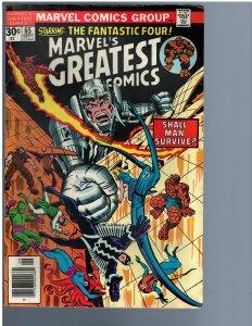Marvel's Greatest Comics #65 (1976)