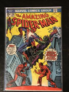 Amazing Spider-Man #136 - 1st Harry Osborn As The Green Goblin