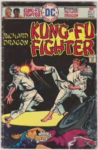 Richard Dragon Kung-Fu Fighter #4